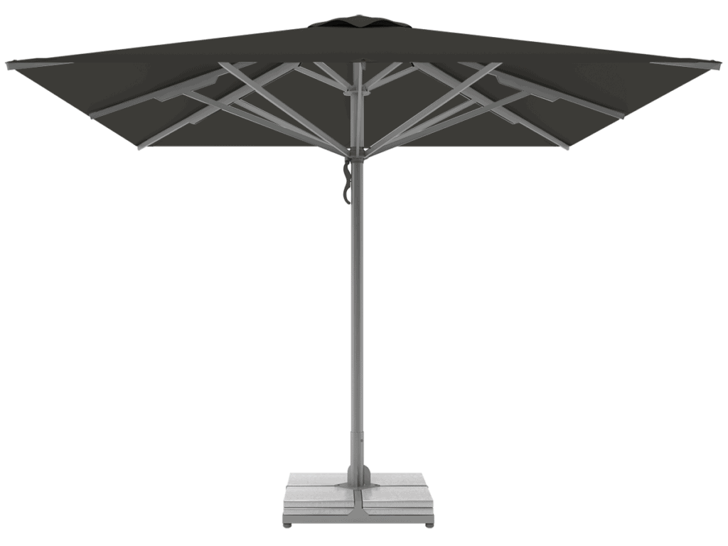 Professional Telescopic Umbrellas Queen Super Heavy Type tweed