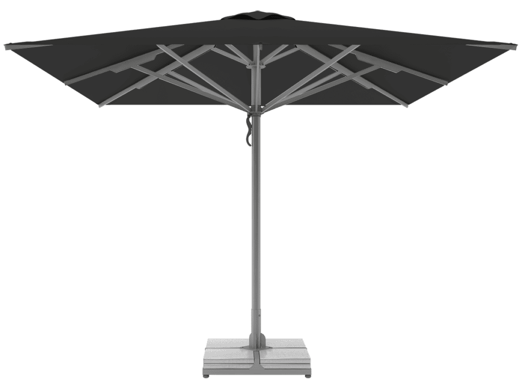 Telescopic Professional Umbrellas Queen Super Heavy Type chine