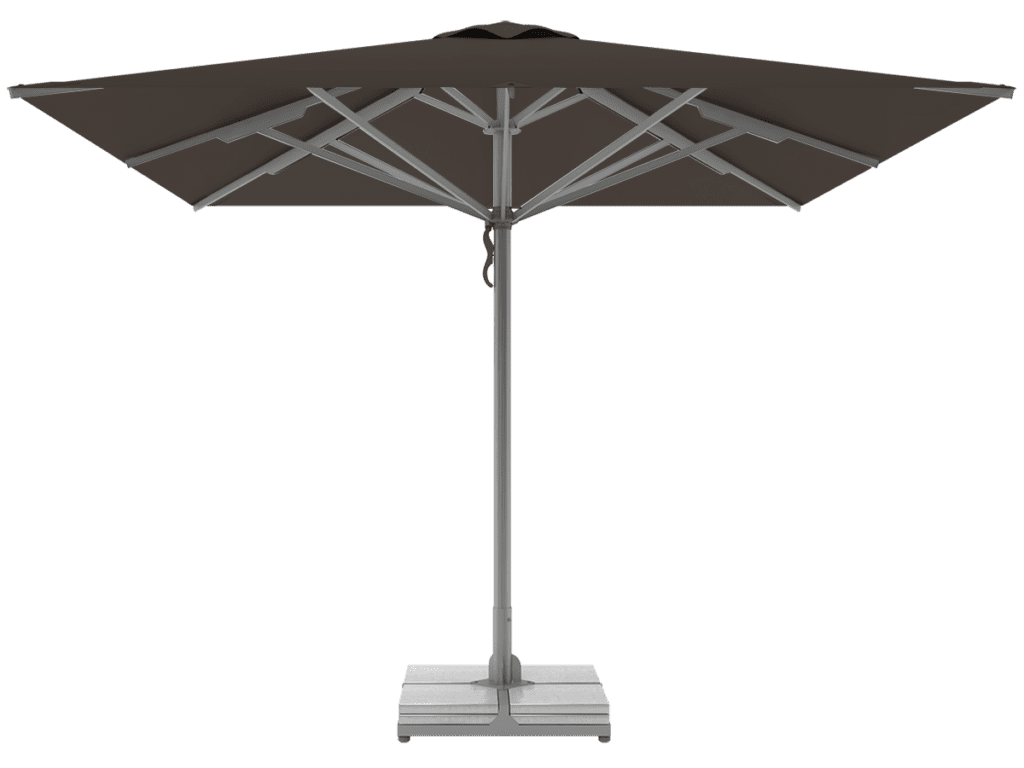 Professional Telescopic Umbrellas Queen Super Heavy Type pique