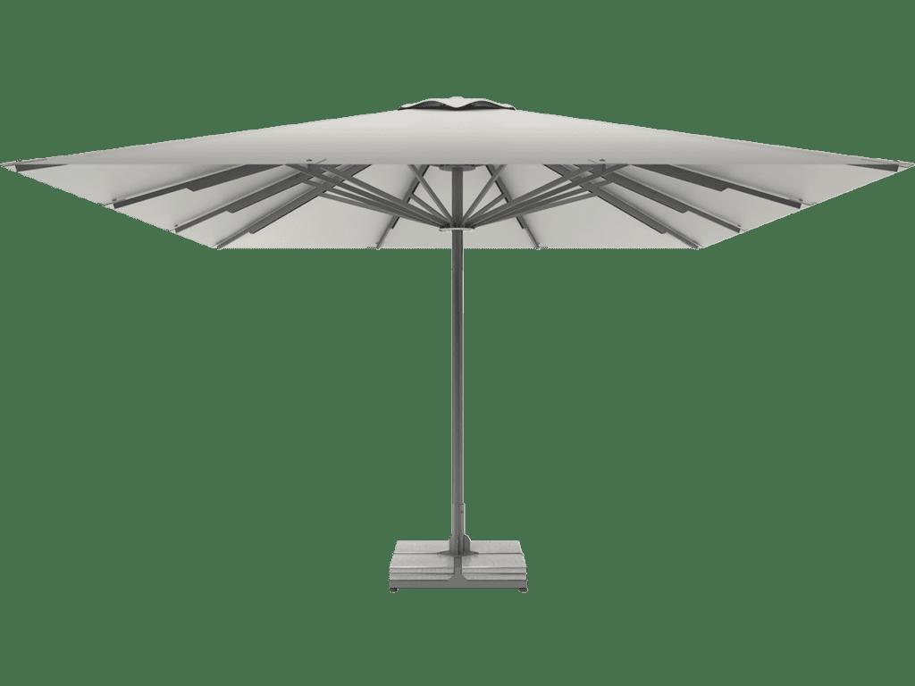 Professional Telescopic Umbrella Queen XL ecru
