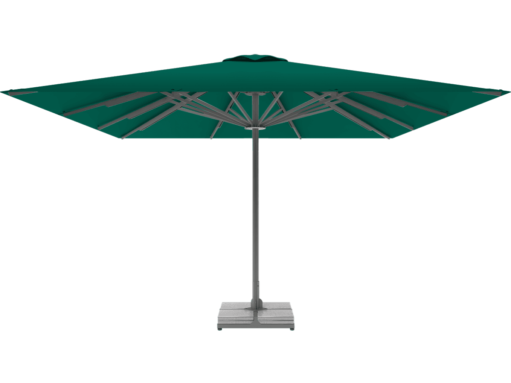 Professional Telescopic Umbrella Queen XL vert