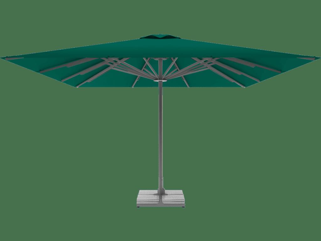 Professional Telescopic Umbrella Queen XL vert