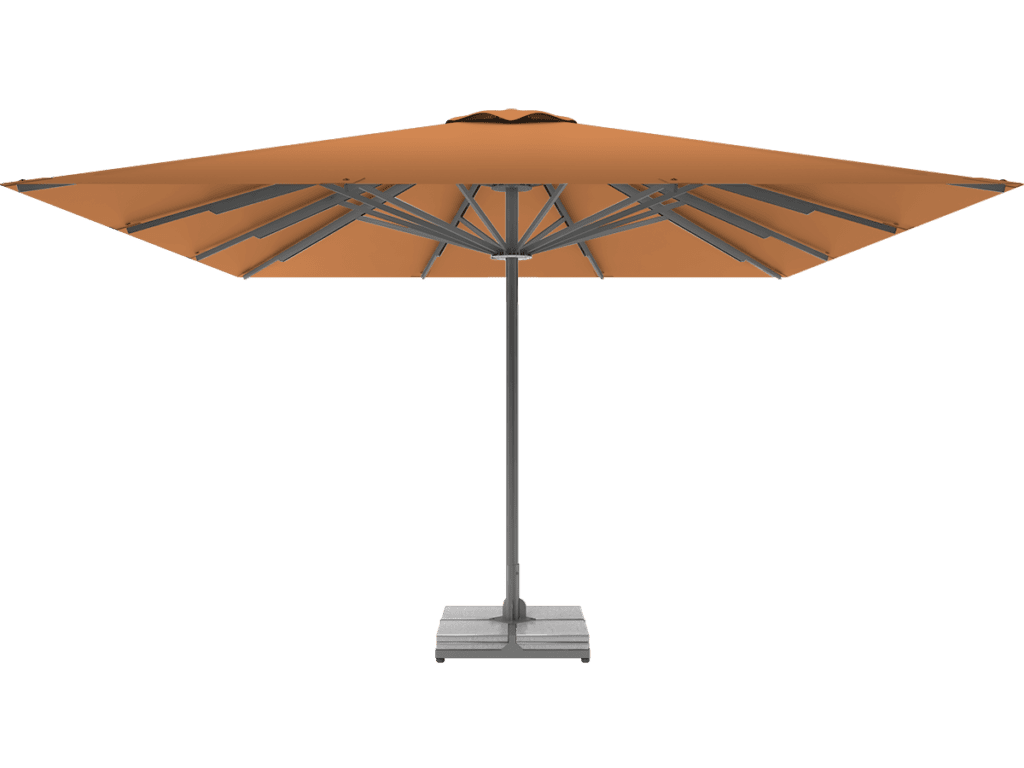 Telescopic Professional Umbrella Queen XL sable