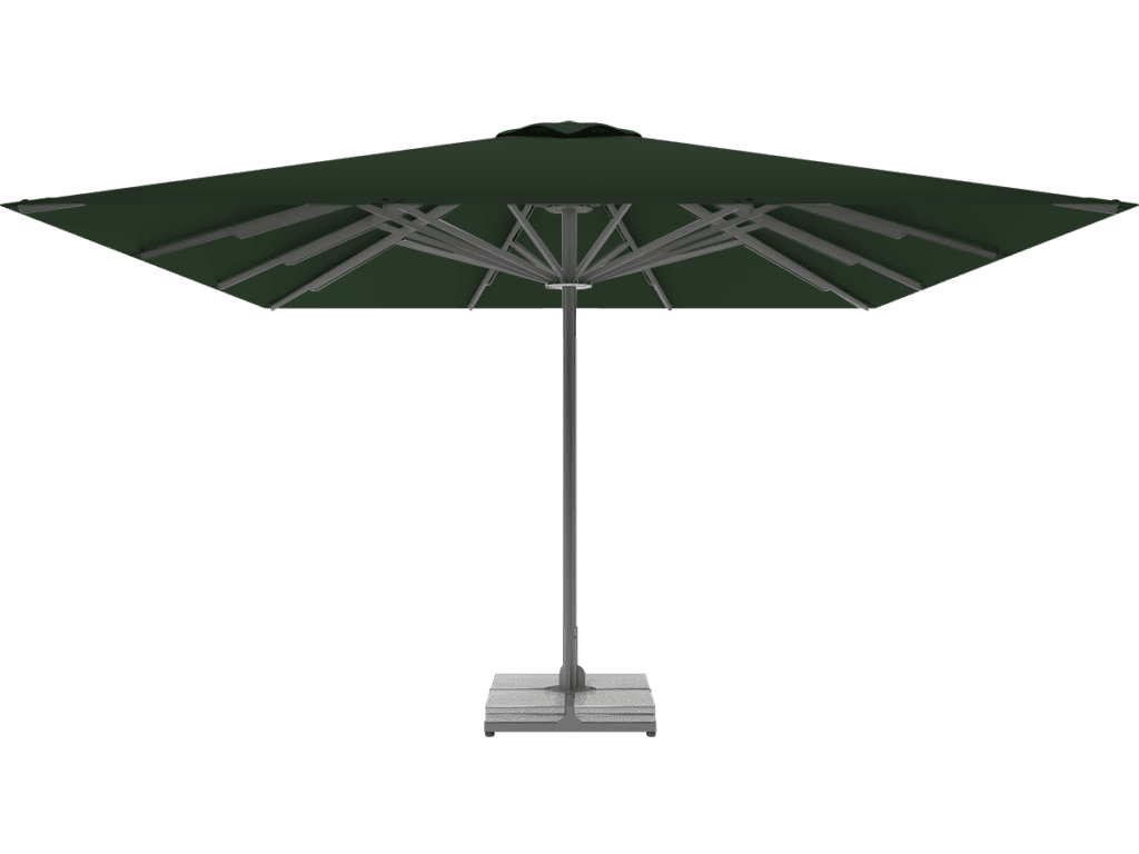 Professional Telescopic Umbrella Queen XL olive