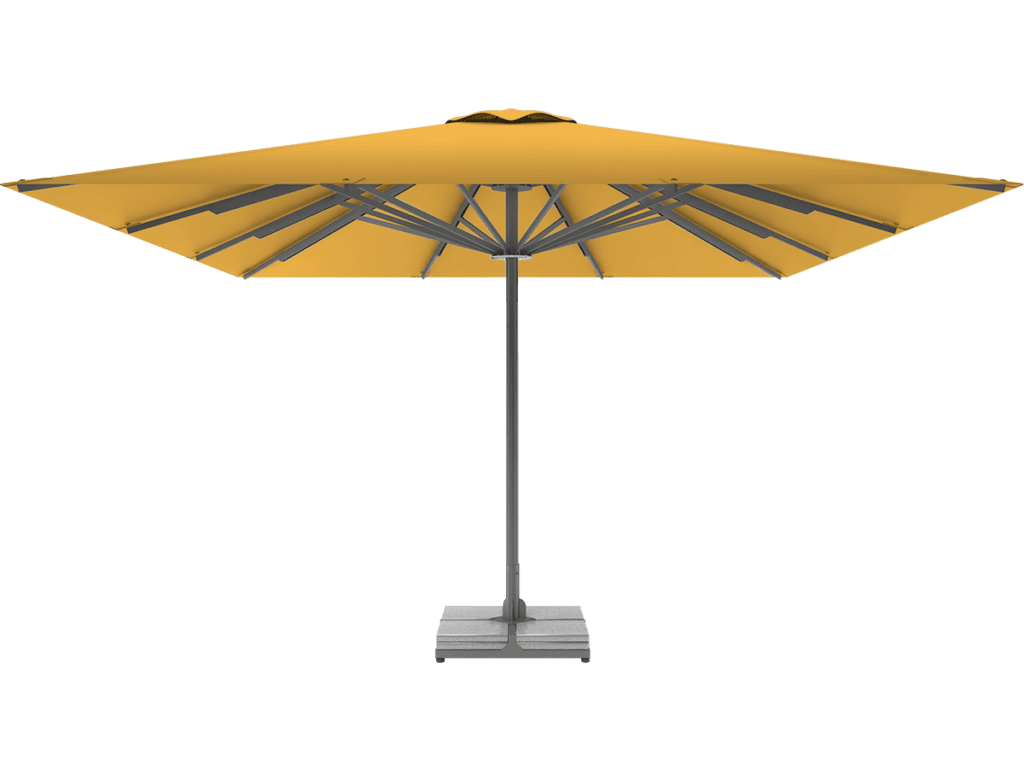 Telescopic Professional Umbrella Queen XLjaune