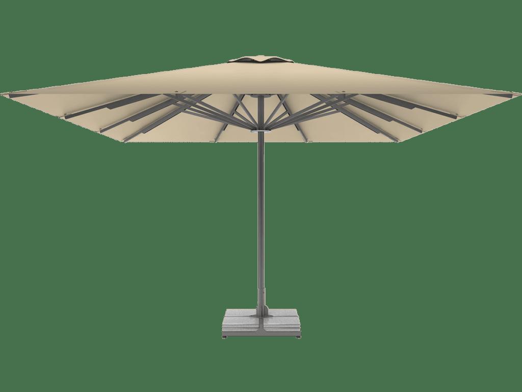 Telescopic Professional Umbrella Queen XLvanille