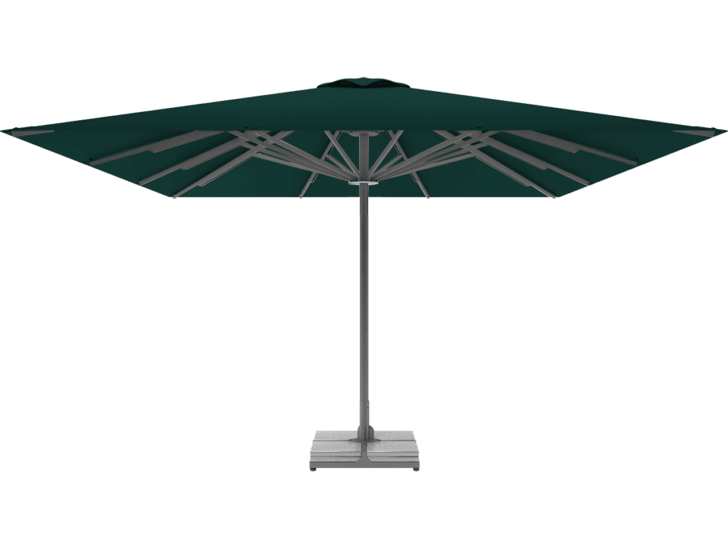 Professional Telescopic Umbrella Queen XL foret