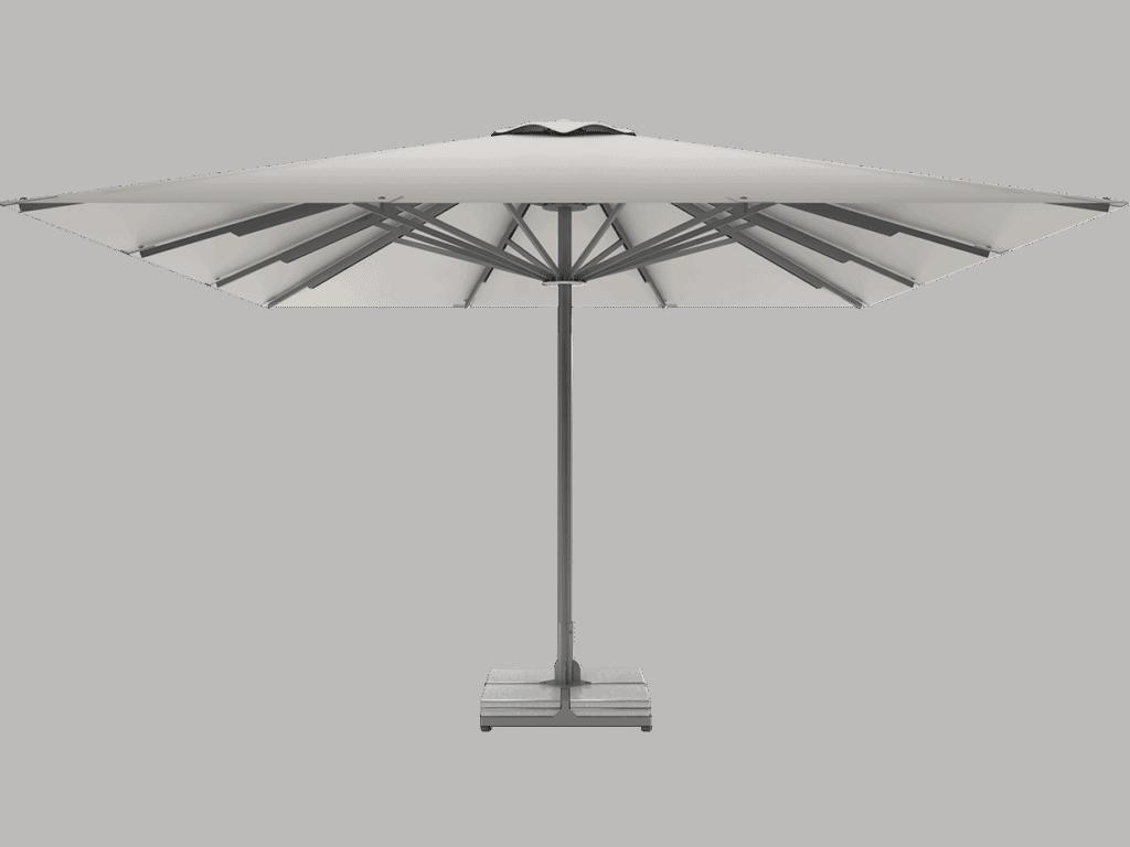 Telescopic Professional Umbrella Queen XL multico