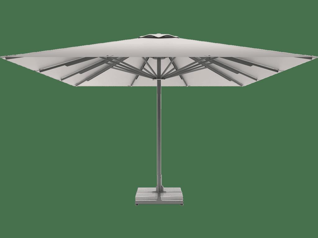 Telescopic Professional Umbrella Queen XL graphite