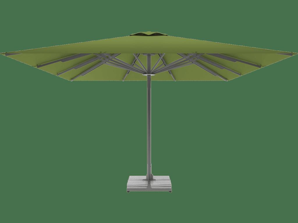 Professional Telescopic Umbrella Queen XL amande