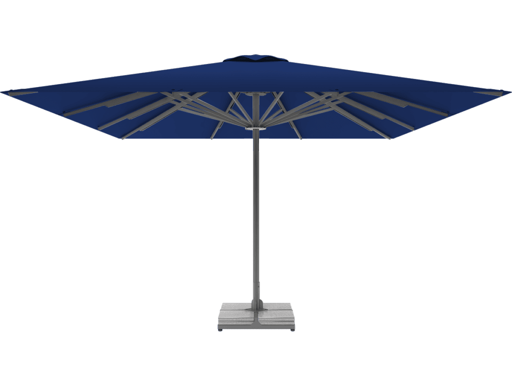 Telescopic Professional Umbrella Queen XL ocean