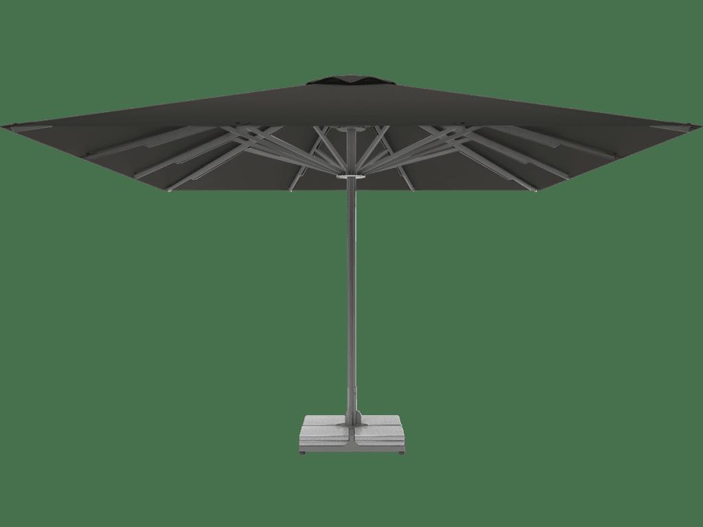 Telescopic Professional Umbrella Queen XL tweed