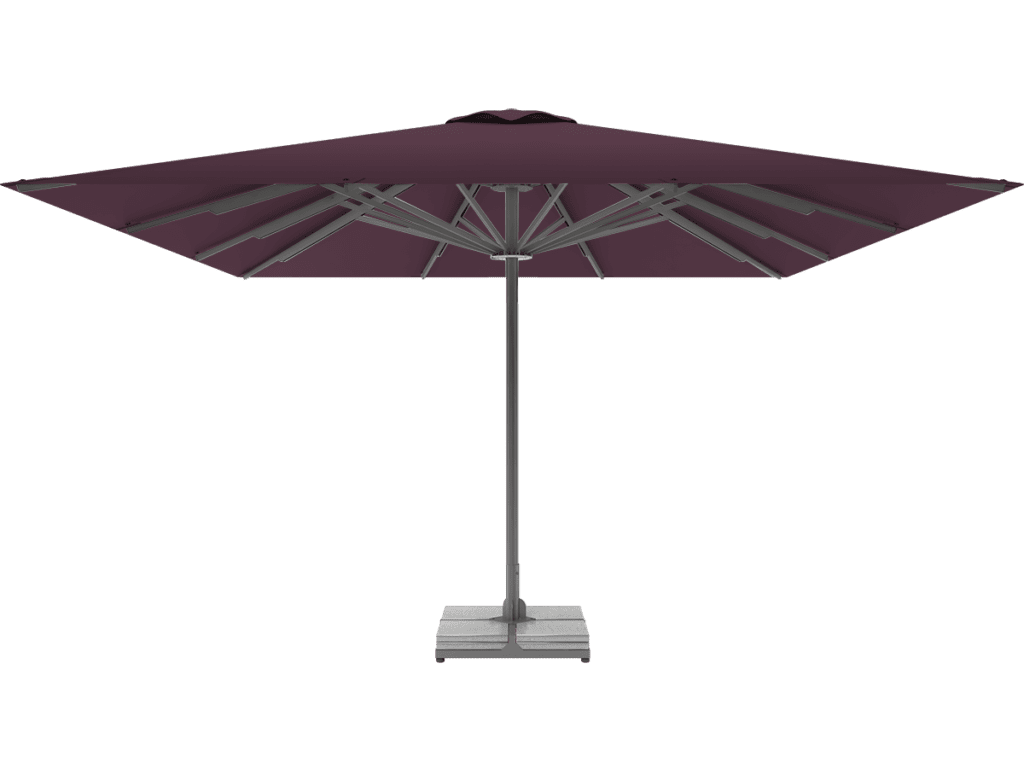 Professional Telescopic Umbrella Queen XL cassis