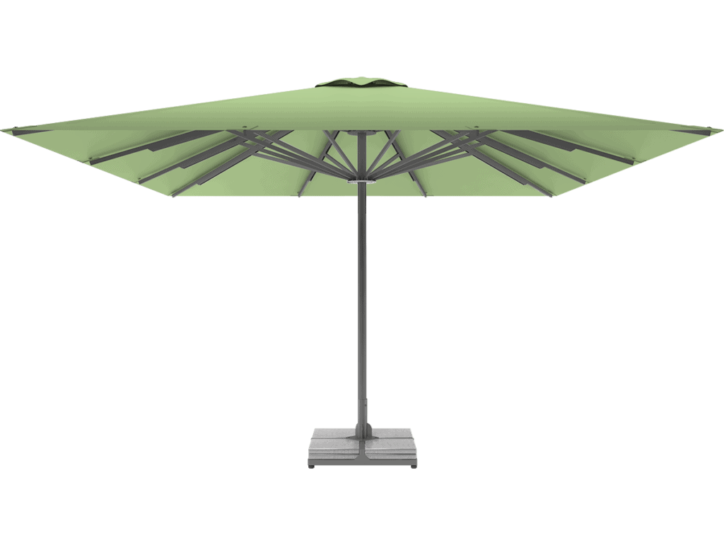 Professional Telescopic Umbrella Queen XL menthe
