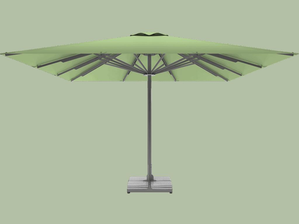 Professional Telescopic Umbrella Queen XL menthe