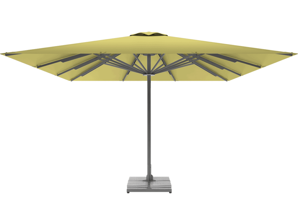 Telescopic Professional Umbrella Queen XL citron