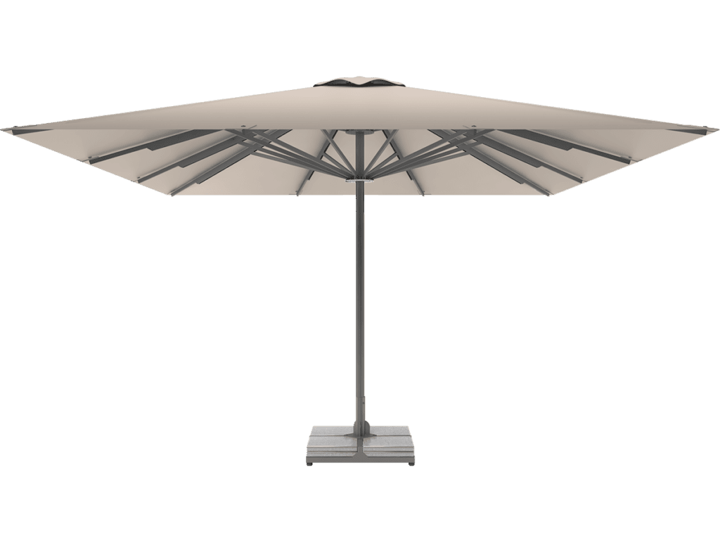 Telescopic Professional Umbrella Queen XL perle