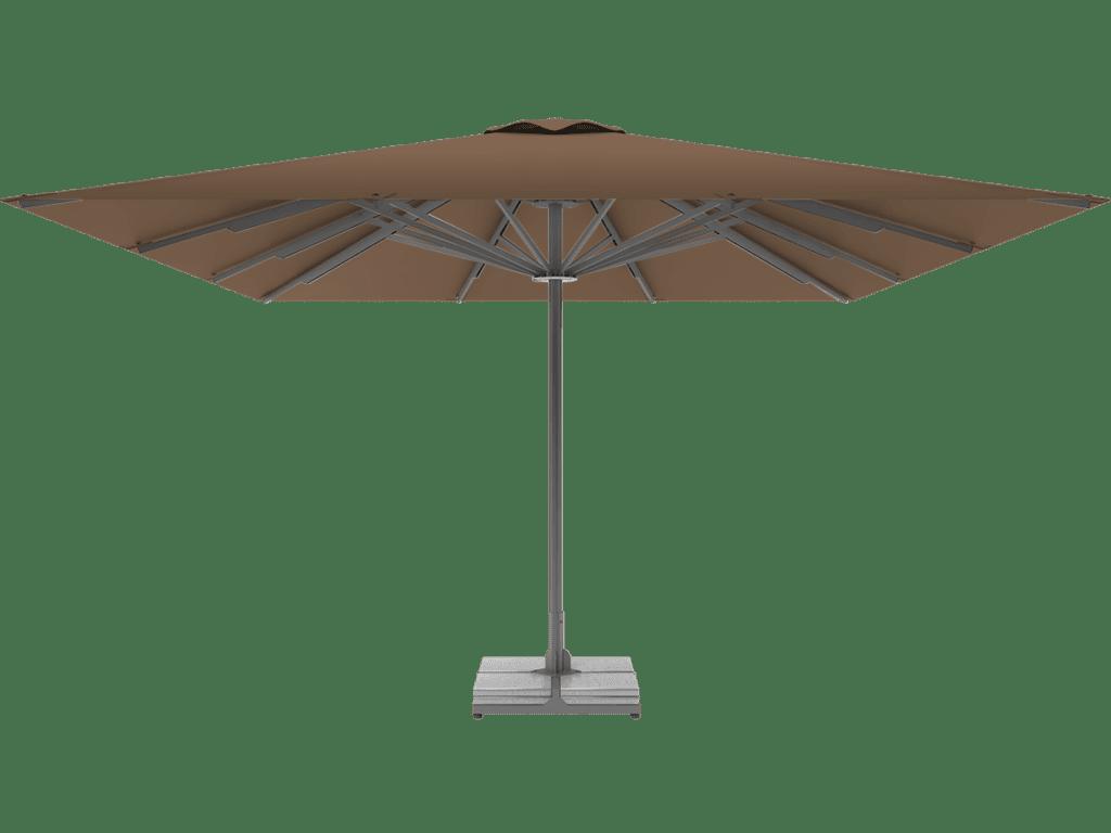Professional Telescopic Umbrella Queen XL chanvre