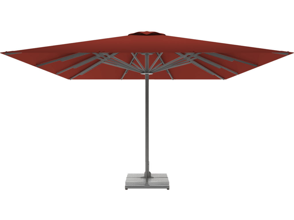 Professional Telescopic Umbrella Queen XL chataign