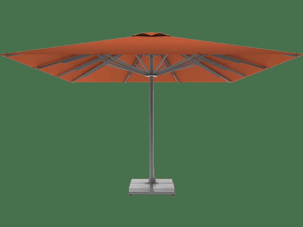 Telescopic Professional Umbrella Queen XL safran