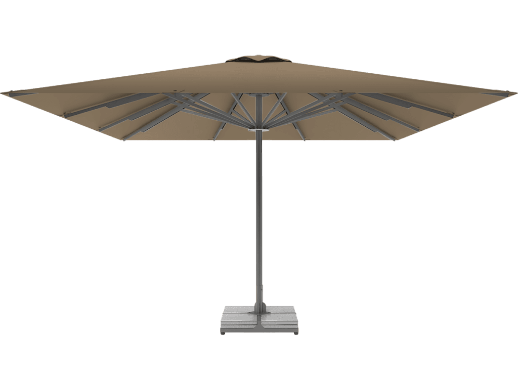 Professional Telescopic Umbrella Queen XL bruyere
