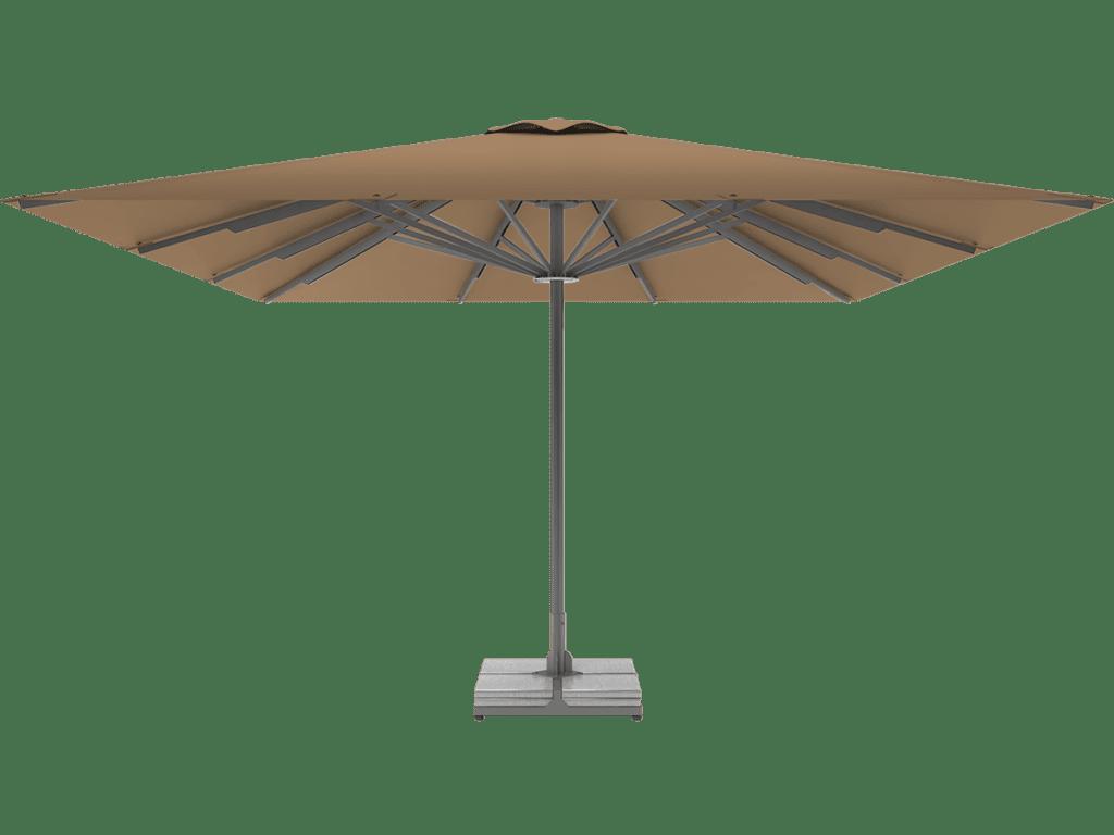 Professional Telescopic Umbrella Queen XL toast
