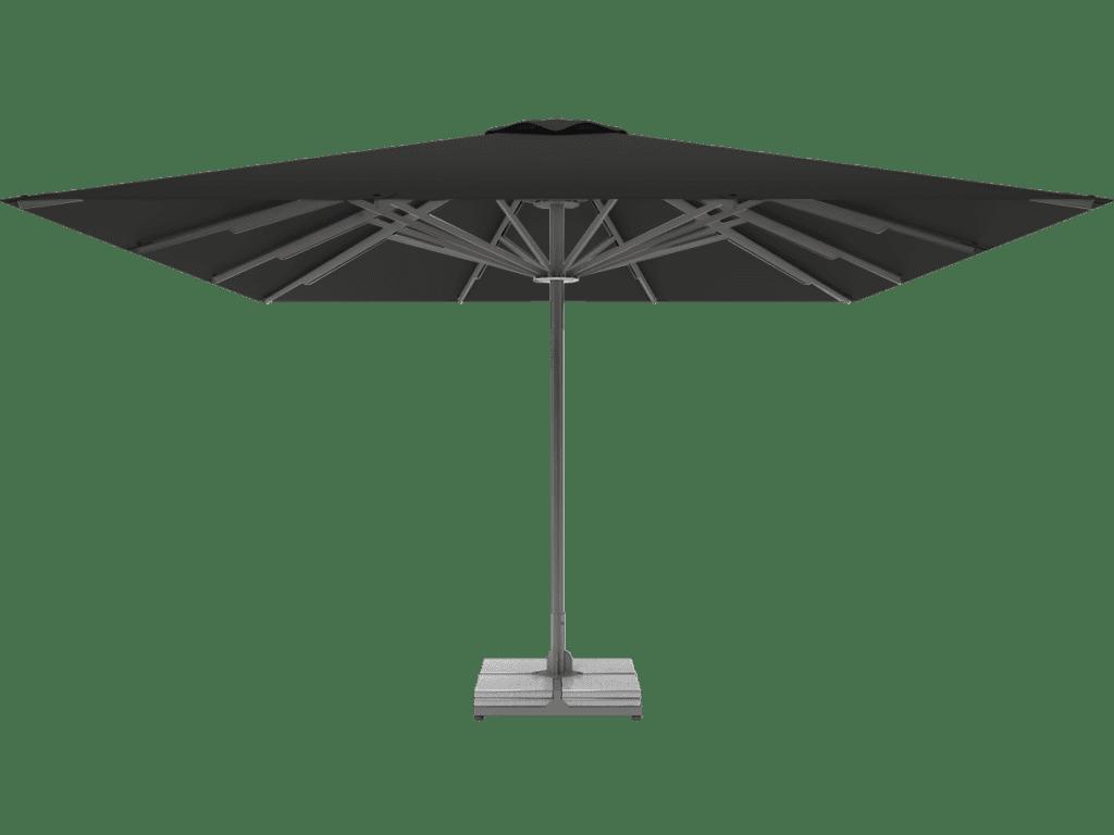 Telescopic Professional Umbrella Queen XL basalte-chine