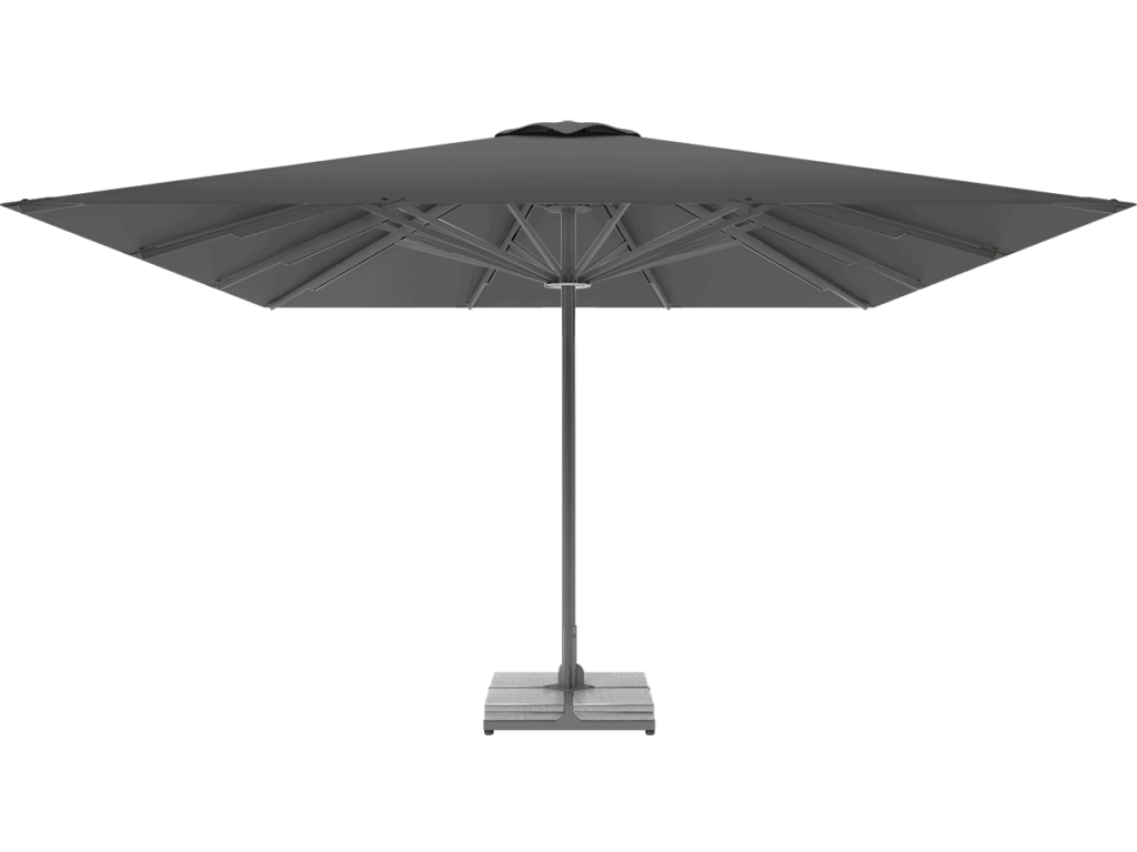 Telescopic Professional Umbrella Queen XL flanelle