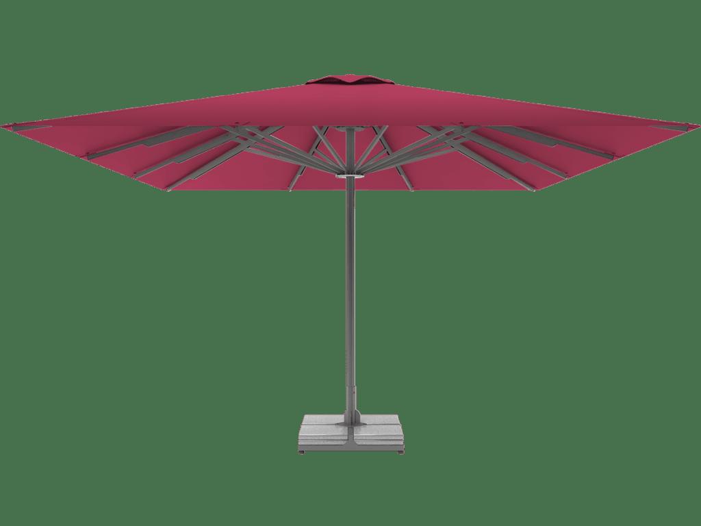 Professional Telescopic Umbrella Queen XL pink