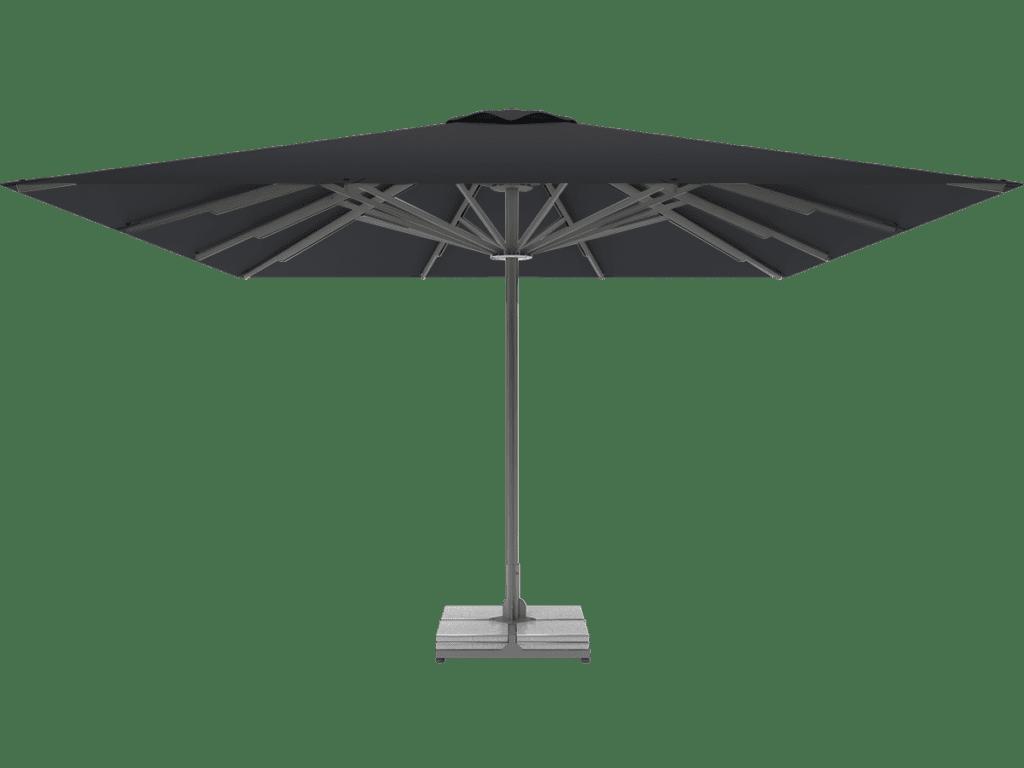 Telescopic Professional Umbrella Queen XL carbone