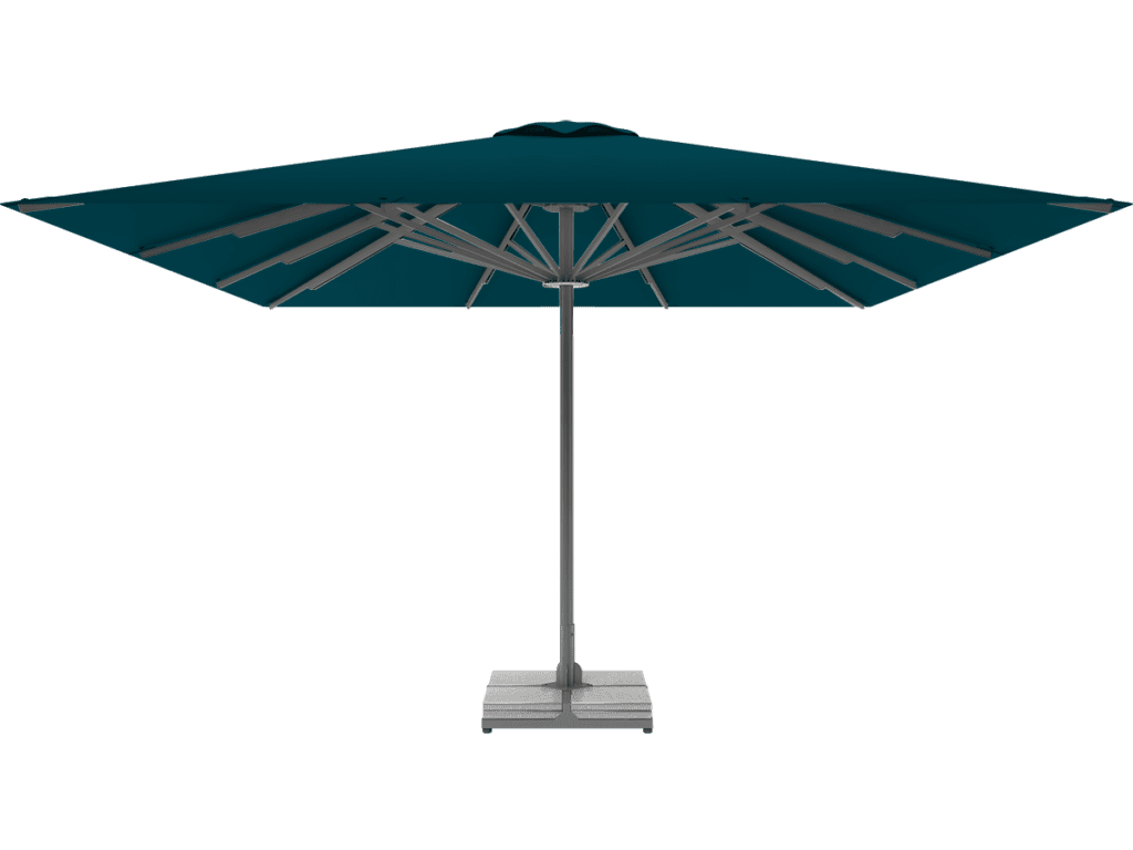 Professional Telescopic Umbrella Queen XL canard-chine