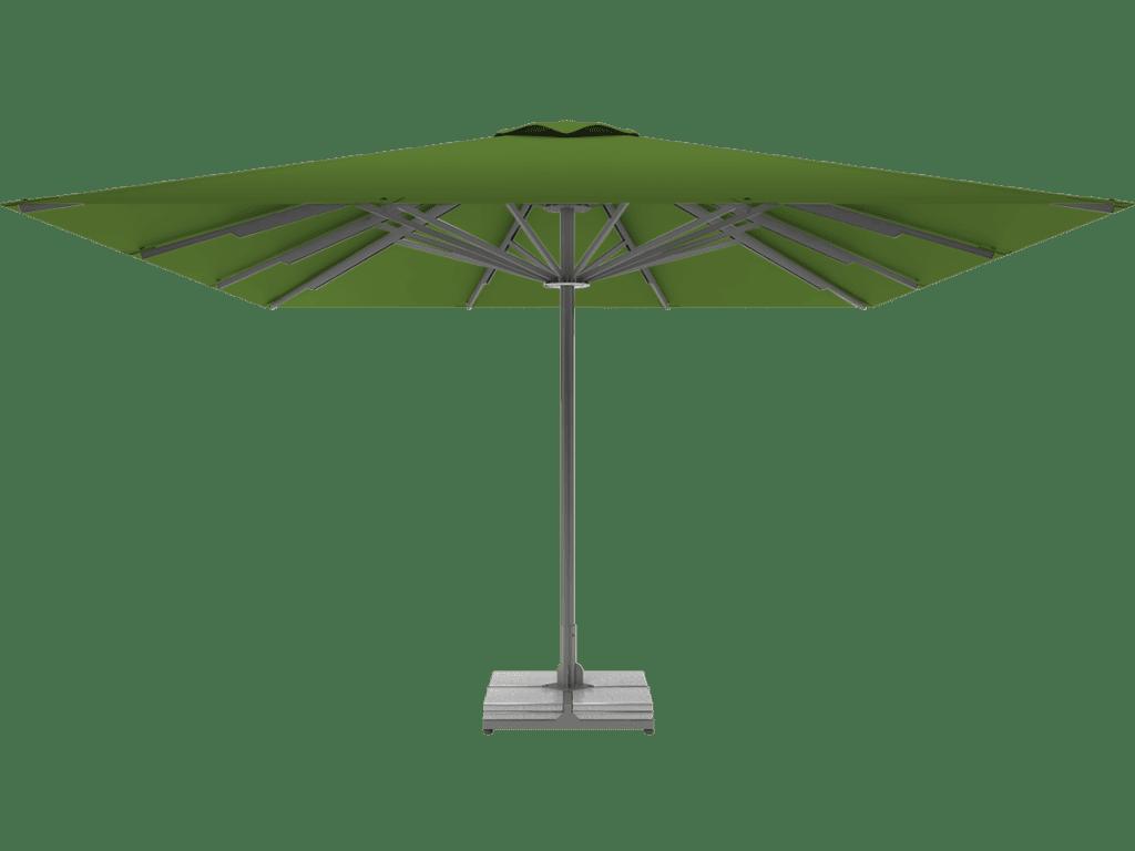 Professional Telescopic Umbrella Queen XL granny-chine