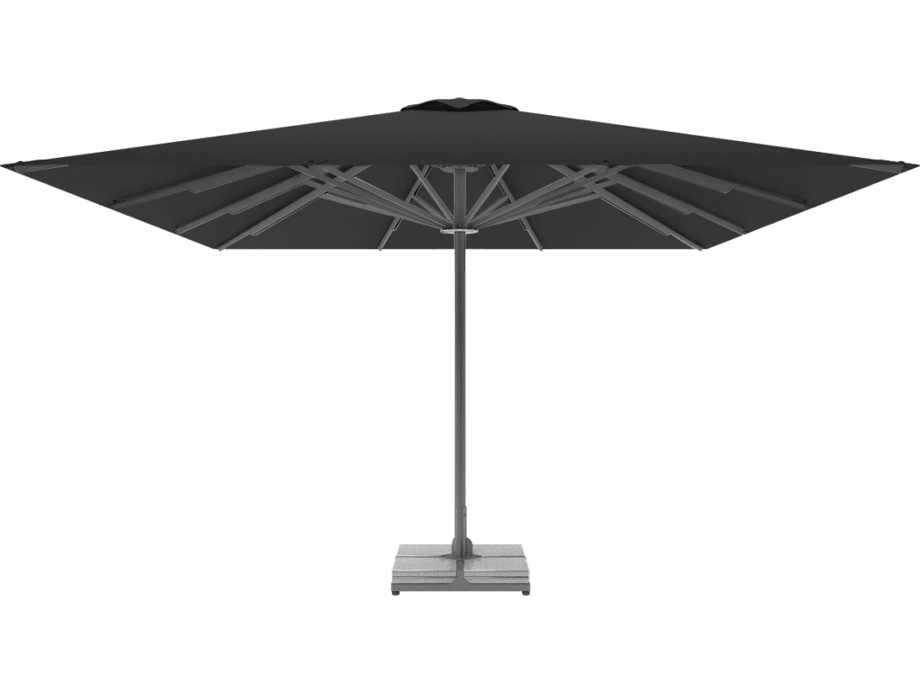 Telescopic Professional Umbrella Queen XL macadam
