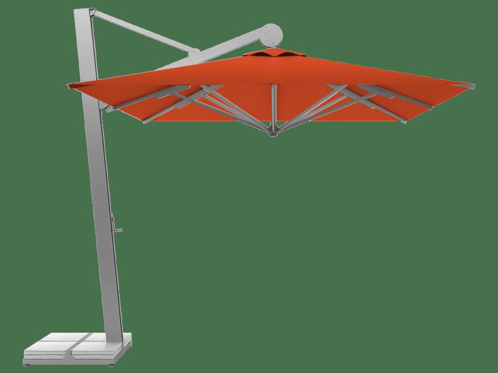 Κρεμαστή Επαγγελματική Ομπρέλα Rio Βαρέως-Τύπου orange