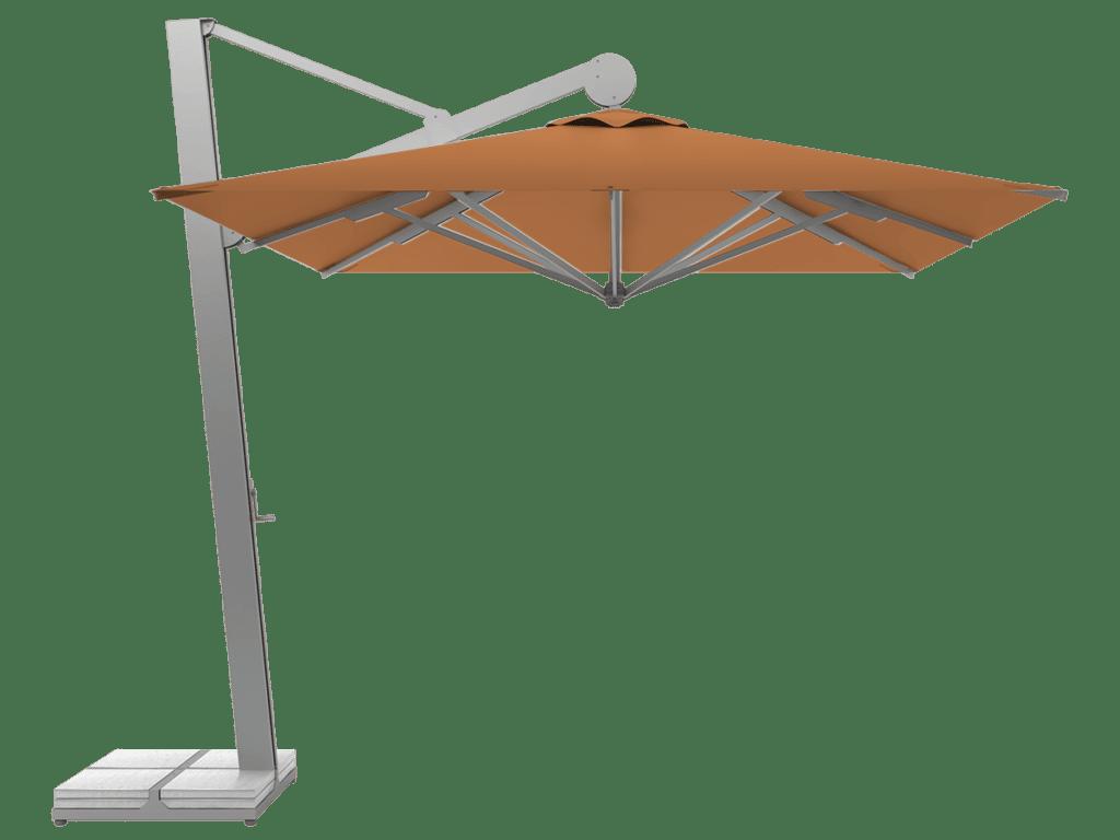 Hanging Professional Umbrella Rio Heavy - Type sable