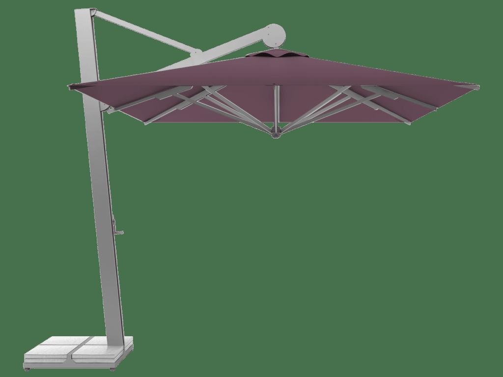 Επαγγελματικη Κρεμαστη Ομπρελα Rio Βαρεως-Τυπου mauve
