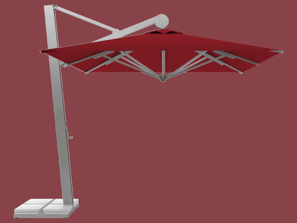 Hanging Professional Umbrella Rio Heavy - Type rouge