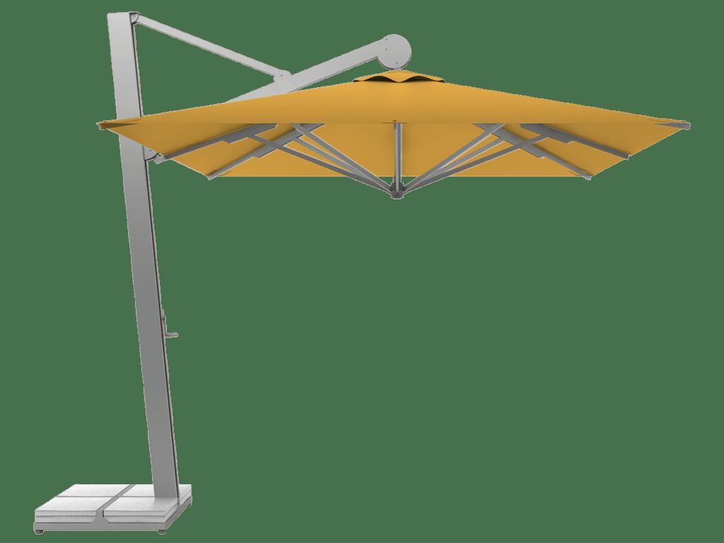 Επαγγελματικη Κρεμαστη Ομπρελα Rio Βαρεως-Τυπου jaune