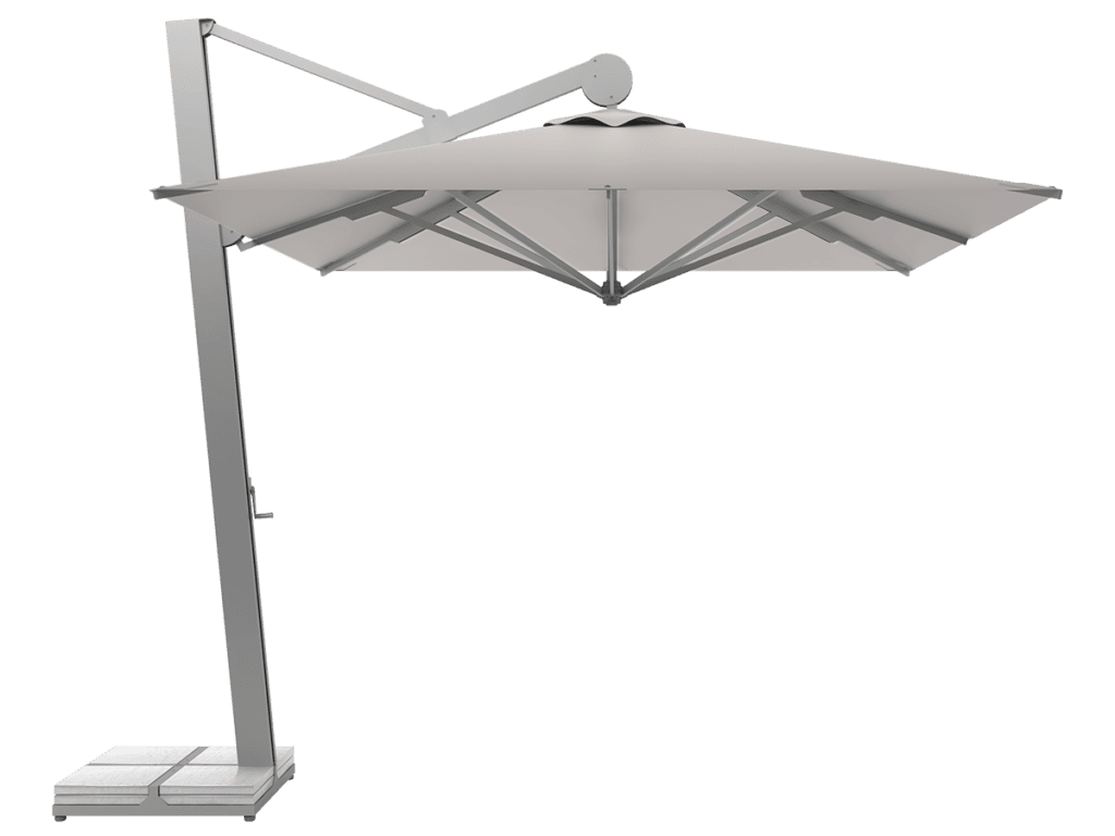 Hanging Professional Umbrella Rio Heavy - Type graphite