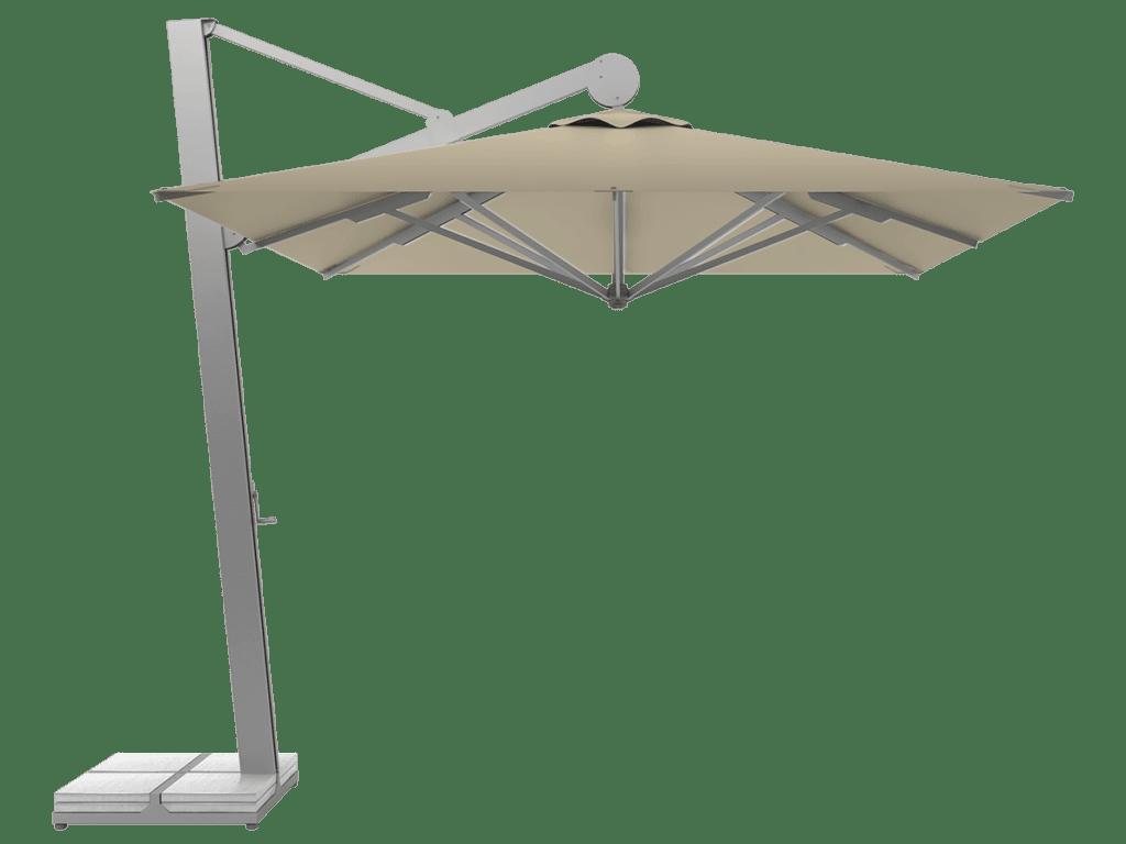 Hanging Professional Umbrella Rio Heavy - Type ivoire