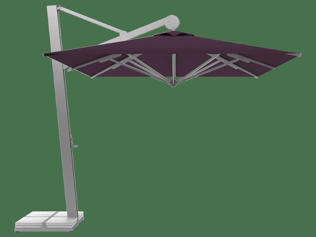 Κρεμαστή Επαγγελματική Ομπρέλα Rio Βαρέως-Τύπου cassis