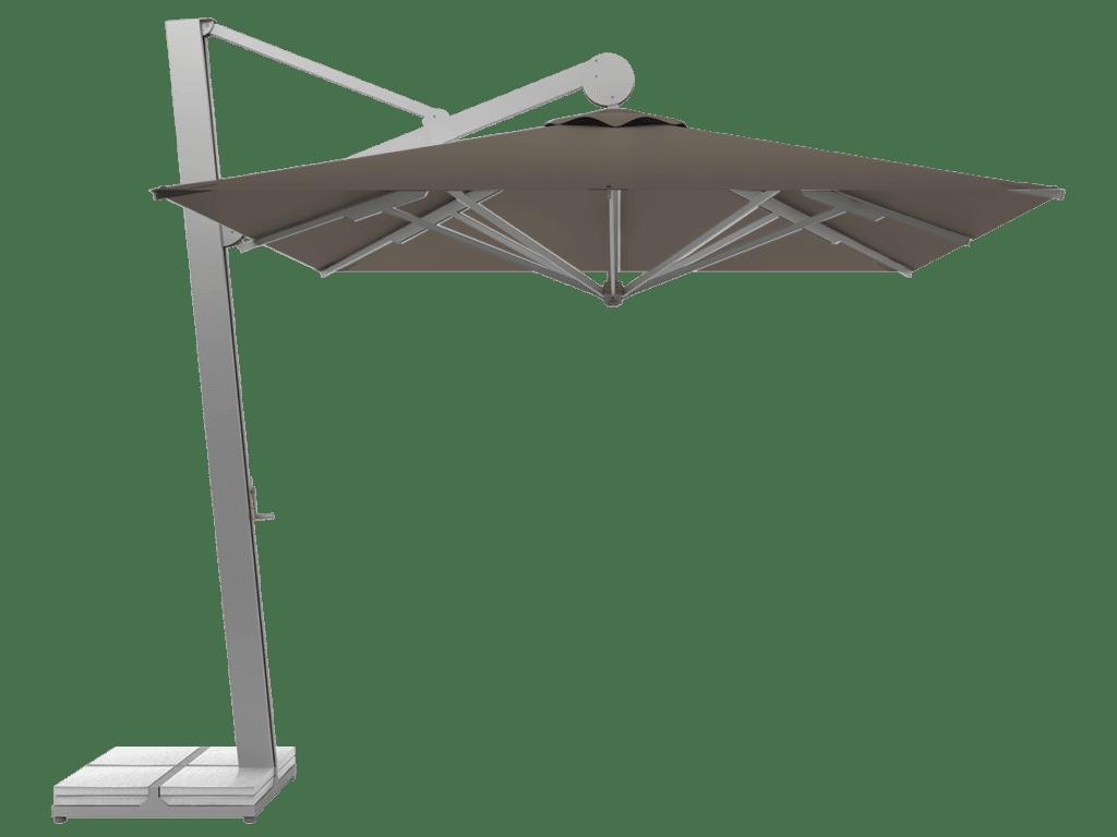 Hanging Professional Umbrella Rio Heavy - Type taupe