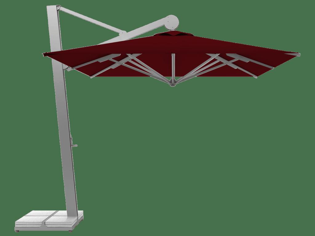 Κρεμαστή Ομπρέλα Επαγγελματική Rio Βαρέως-Τύπου bordeaux