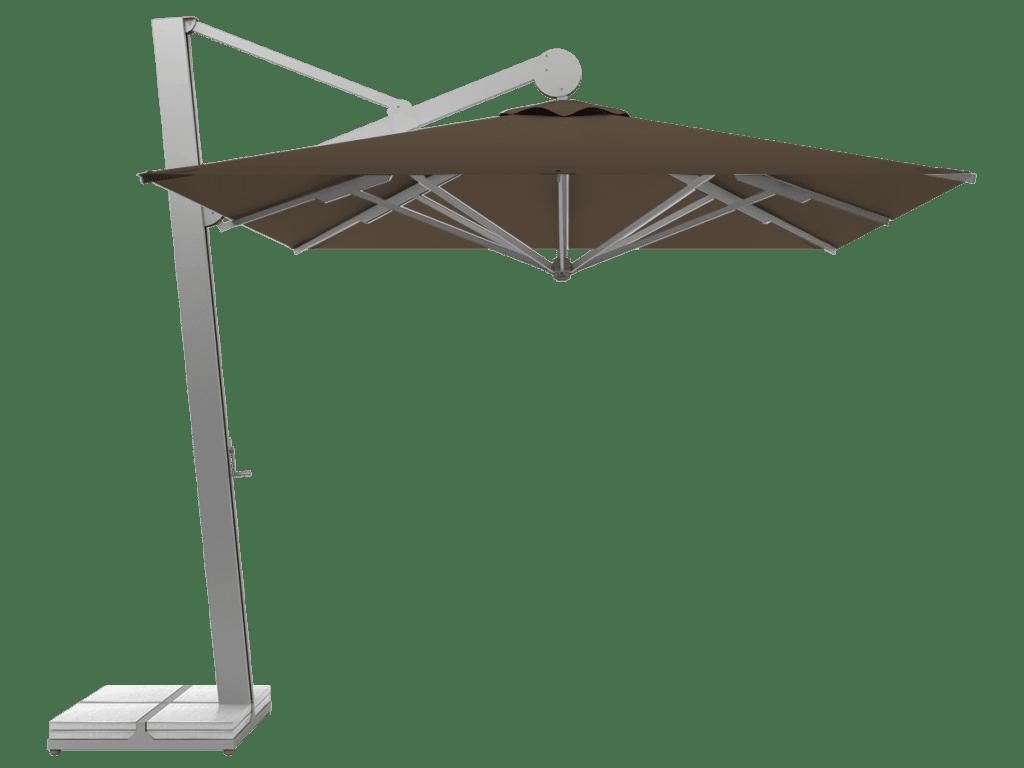Hanging Professional Umbrella Rio Heavy - Type cacao