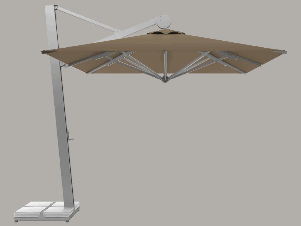 Hanging Professional Umbrella Rio Heavy - Type Bruyere