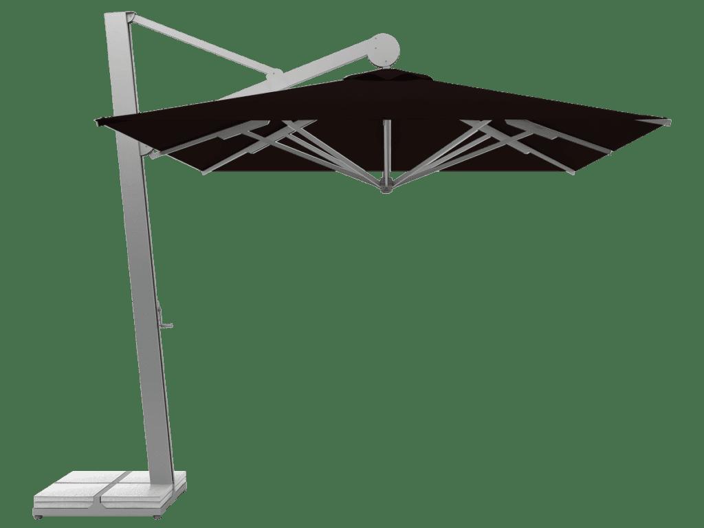 Hanging Professional Umbrella Rio Heavy - Type chocolat