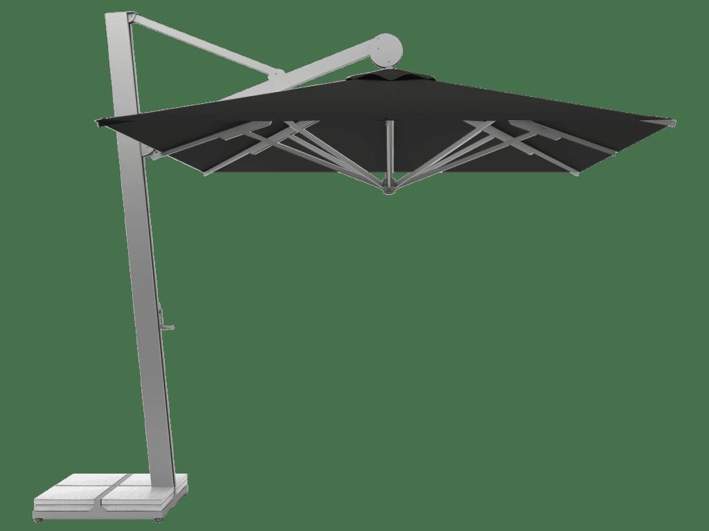 Hanging Professional Umbrella Rio Heavy - Type basalte-chine