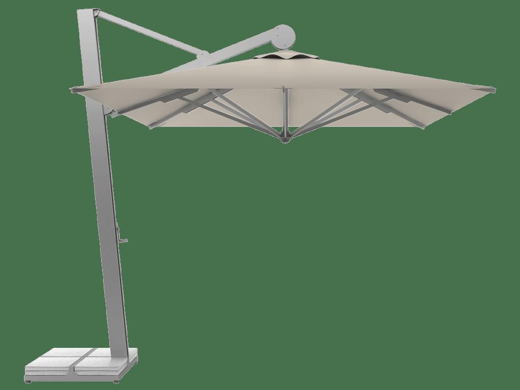 Hanging Professional Umbrella Rio Heavy - Type albatre-tweed