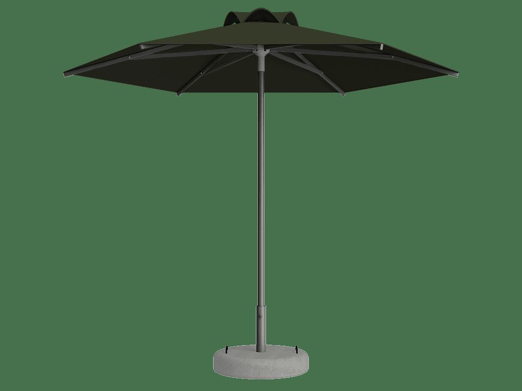 Ομπρέλα Τύπου Παραλίας Sole Ενισχυμένη Ελαφρού Τύπου Reseda
