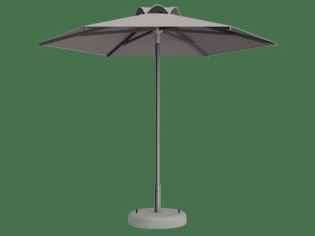Ομπρέλα Τύπου Παραλίας Sole Ενισχυμένη Ελαφρού Τύπου Nuages